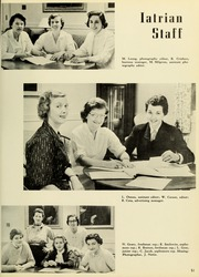 Page 55, 1959 Edition, Medical College of Pennsylvania - Iatrian Yearbook (Philadelphia, PA) online yearbook collection