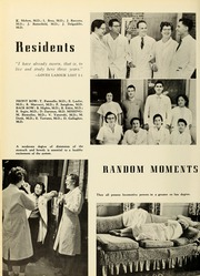 Page 56, 1959 Edition, Medical College of Pennsylvania - Iatrian Yearbook (Philadelphia, PA) online yearbook collection