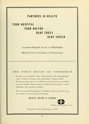 Page 67, 1959 Edition, Medical College of Pennsylvania - Iatrian Yearbook (Philadelphia, PA) online yearbook collection