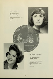 Page 15, 1963 Edition, Medical College of Pennsylvania - Iatrian Yearbook (Philadelphia, PA) online yearbook collection