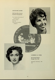 Page 16, 1963 Edition, Medical College of Pennsylvania - Iatrian Yearbook (Philadelphia, PA) online yearbook collection