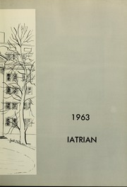 Page 7, 1963 Edition, Medical College of Pennsylvania - Iatrian Yearbook (Philadelphia, PA) online yearbook collection
