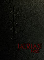 Page 1, 1965 Edition, Medical College of Pennsylvania - Iatrian Yearbook (Philadelphia, PA) online yearbook collection