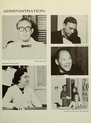 Page 11, 1968 Edition, Medical College of Pennsylvania - Iatrian Yearbook (Philadelphia, PA) online yearbook collection