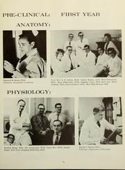 Page 15, 1968 Edition, Medical College of Pennsylvania - Iatrian Yearbook (Philadelphia, PA) online yearbook collection