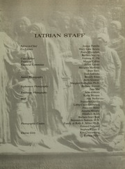 Page 7, 1968 Edition, Medical College of Pennsylvania - Iatrian Yearbook (Philadelphia, PA) online yearbook collection