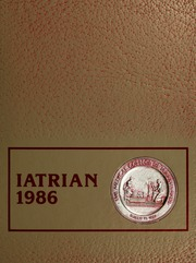 1986 Edition, Medical College of Pennsylvania - Iatrian Yearbook (Philadelphia, PA)