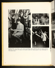 Page 10, 1967 Edition, Gwynedd Mercy University - Coelian Yearbook (Gwnedd Valley, PA) online yearbook collection