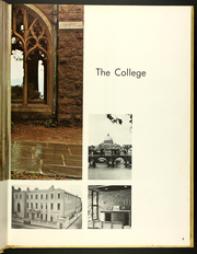 Page 13, 1967 Edition, Gwynedd Mercy University - Coelian Yearbook (Gwnedd Valley, PA) online yearbook collection
