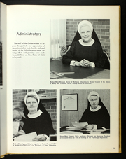 Page 17, 1967 Edition, Gwynedd Mercy University - Coelian Yearbook (Gwnedd Valley, PA) online yearbook collection