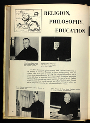 Page 14, 1953 Edition, Rosemont College - Cornelian Yearbook (Rosemont, PA) online yearbook collection