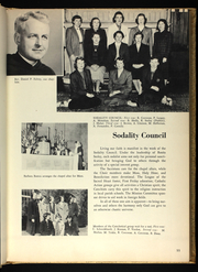 Page 15, 1953 Edition, Rosemont College - Cornelian Yearbook (Rosemont, PA) online yearbook collection
