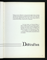 Page 11, 1954 Edition, Rosemont College - Cornelian Yearbook (Rosemont, PA) online yearbook collection