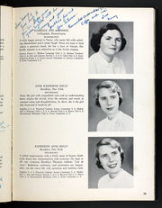 Page 37, 1954 Edition, Rosemont College - Cornelian Yearbook (Rosemont, PA) online yearbook collection