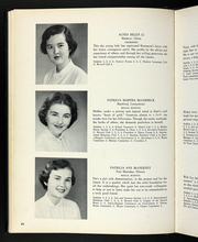 Page 38, 1954 Edition, Rosemont College - Cornelian Yearbook (Rosemont, PA) online yearbook collection
