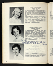 Page 40, 1954 Edition, Rosemont College - Cornelian Yearbook (Rosemont, PA) online yearbook collection