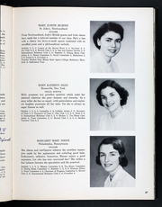 Page 41, 1954 Edition, Rosemont College - Cornelian Yearbook (Rosemont, PA) online yearbook collection