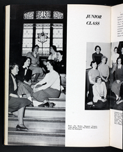 Page 50, 1954 Edition, Rosemont College - Cornelian Yearbook (Rosemont, PA) online yearbook collection