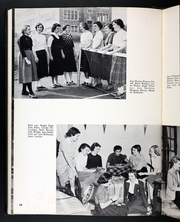 Page 52, 1954 Edition, Rosemont College - Cornelian Yearbook (Rosemont, PA) online yearbook collection