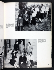 Page 53, 1954 Edition, Rosemont College - Cornelian Yearbook (Rosemont, PA) online yearbook collection