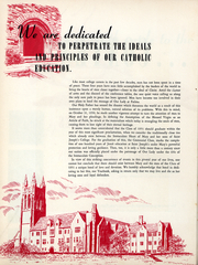 Page 11, 1951 Edition, St Josephs University - Greatonian Yearbook (Philadelphia, PA) online yearbook collection