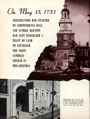 Page 15, 1951 Edition, St Josephs University - Greatonian Yearbook (Philadelphia, PA) online yearbook collection