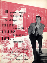 Page 4, 1951 Edition, St Josephs University - Greatonian Yearbook (Philadelphia, PA) online yearbook collection