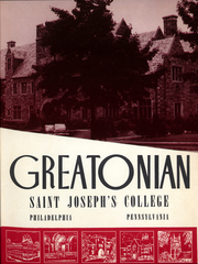 Page 6, 1951 Edition, St Josephs University - Greatonian Yearbook (Philadelphia, PA) online yearbook collection