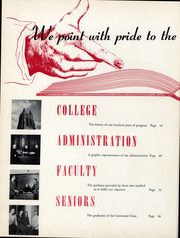 Page 9, 1951 Edition, St Josephs University - Greatonian Yearbook (Philadelphia, PA) online yearbook collection