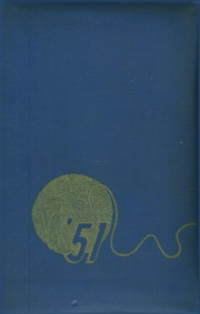 1951 Edition, Agnes Irwin School - Last Strand Yearbook (Rosemont, PA)