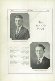 Page 12, 1925 Edition, Redlands High School - Makio Yearbook (Redlands, CA) online yearbook collection