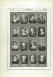 Page 16, 1925 Edition, Redlands High School - Makio Yearbook (Redlands, CA) online yearbook collection