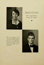 Page 8, 1933 Edition, Redlands High School - Makio Yearbook (Redlands, CA) online yearbook collection