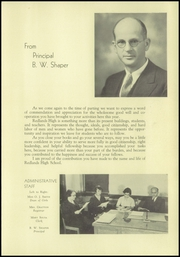 Page 15, 1935 Edition, Redlands High School - Makio Yearbook (Redlands, CA) online yearbook collection