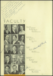 Page 16, 1935 Edition, Redlands High School - Makio Yearbook (Redlands, CA) online yearbook collection