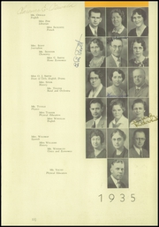 Page 17, 1935 Edition, Redlands High School - Makio Yearbook (Redlands, CA) online yearbook collection
