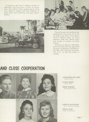 Page 13, 1960 Edition, Redlands High School - Makio Yearbook (Redlands, CA) online yearbook collection