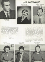 Page 14, 1960 Edition, Redlands High School - Makio Yearbook (Redlands, CA) online yearbook collection