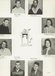 Page 15, 1960 Edition, Redlands High School - Makio Yearbook (Redlands, CA) online yearbook collection
