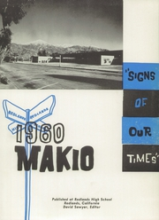 Page 5, 1960 Edition, Redlands High School - Makio Yearbook (Redlands, CA) online yearbook collection