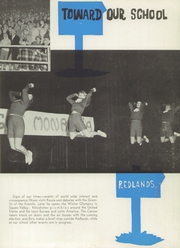 Page 7, 1960 Edition, Redlands High School - Makio Yearbook (Redlands, CA) online yearbook collection