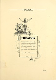 Page 11, 1924 Edition, Tennessee Wesleyan College - Nocatula Yearbook (Athens, TN) online yearbook collection