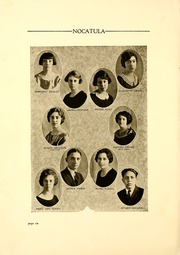 Page 12, 1924 Edition, Tennessee Wesleyan College - Nocatula Yearbook (Athens, TN) online yearbook collection