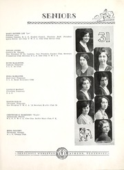 Page 15, 1931 Edition, Tennessee Wesleyan College - Nocatula Yearbook (Athens, TN) online yearbook collection