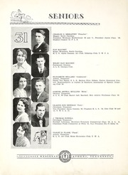 Page 16, 1931 Edition, Tennessee Wesleyan College - Nocatula Yearbook (Athens, TN) online yearbook collection