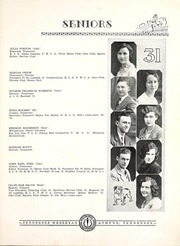 Page 17, 1931 Edition, Tennessee Wesleyan College - Nocatula Yearbook (Athens, TN) online yearbook collection
