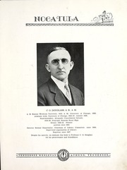 Page 9, 1931 Edition, Tennessee Wesleyan College - Nocatula Yearbook (Athens, TN) online yearbook collection