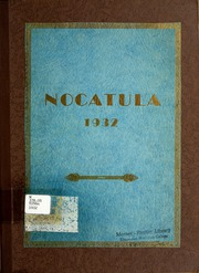 Tennessee Wesleyan College - Nocatula Yearbook (Athens, TN) online yearbook collection, 1932 Edition, Page 1