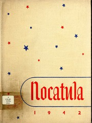 Page 1, 1942 Edition, Tennessee Wesleyan College - Nocatula Yearbook (Athens, TN) online yearbook collection