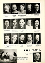Page 12, 1942 Edition, Tennessee Wesleyan College - Nocatula Yearbook (Athens, TN) online yearbook collection
